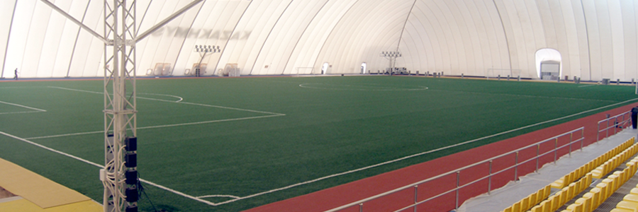 Large Football Air Dome