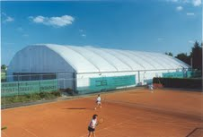 Insulated Sports Hall