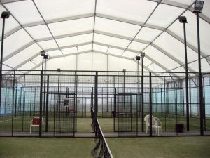 Padel Court Enclosed