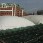 4no. Courts Covered in total
