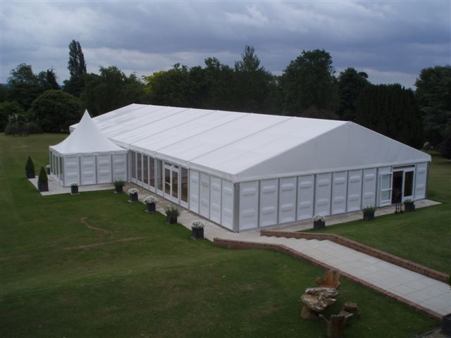 15m x 35 Wedding Function Marquee