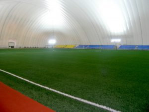 Astro Turf Full Sized Football Pitch