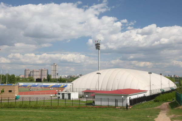 Air Dome for multisports