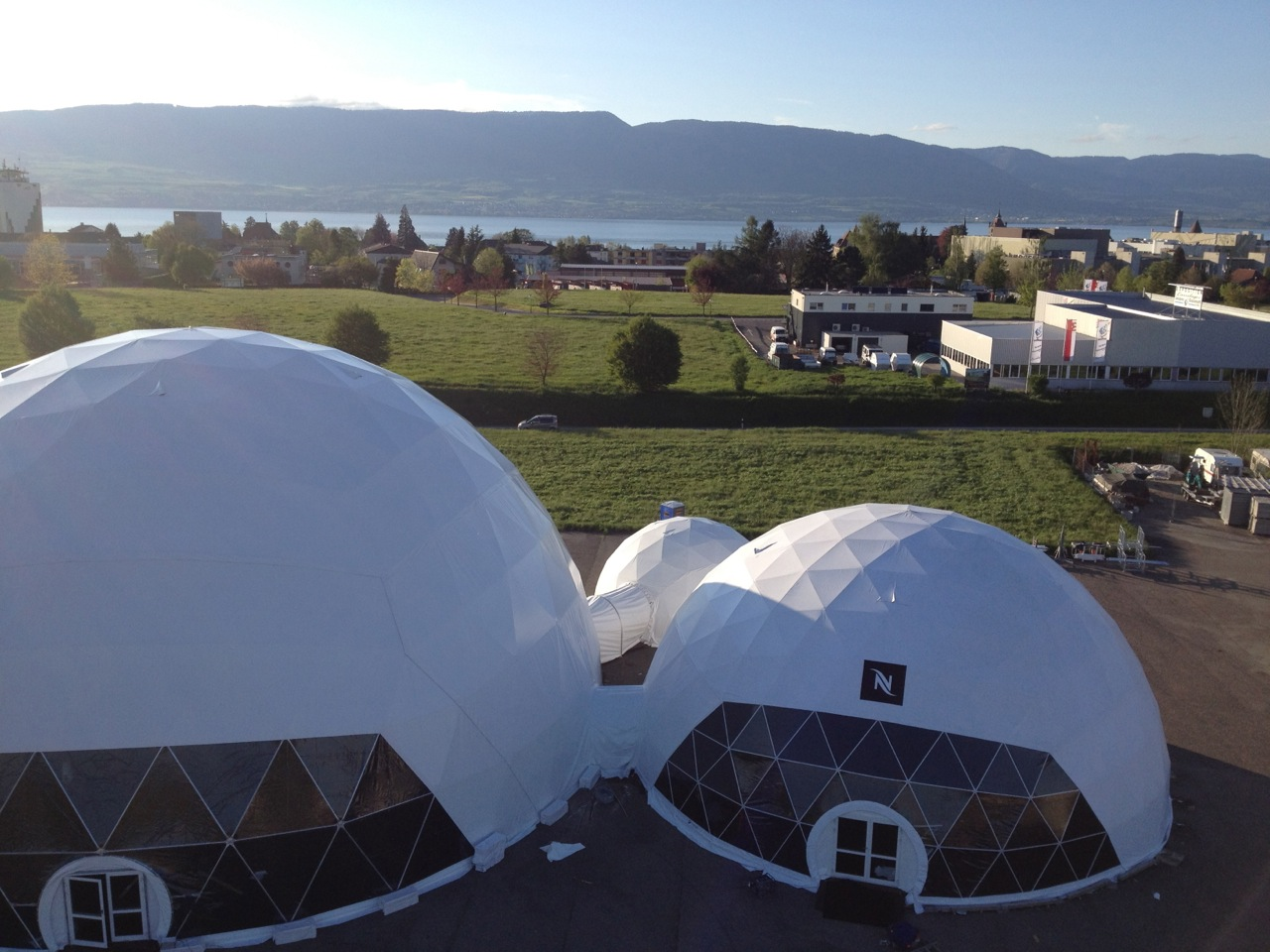 Event Domes Fabric Domes Inflatable Structures